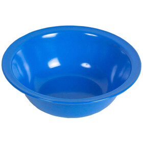 Waca Bowl Melamin Large 23,5cm blue